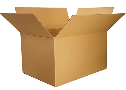 【 日本製 】 ダンボール 【10枚セット】 宅配便 100サイズ 引越し 梱包 収納 段ボール 箱 (41.2×30.7×24.3cm) dC2-10