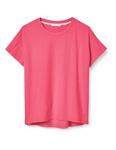 edc by Esprit 020CC1K302 Camiseta, 663/Pink Fucsia 4, M para