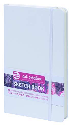 Art creación Sketch Book negro 13 x 21 cm 140g