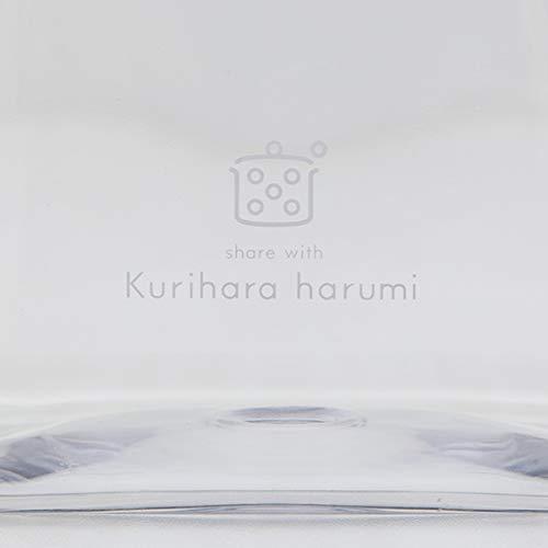 ゆとりの空間『栗原はるみ/パッキンレス麦茶ポット2.1Lライトグリーン』