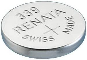 RENATA WATCH Challenge the lowest price of Japan BATTERY 1.55V SWISS MADE SR614SW New popularity 339 BATTERIES R by