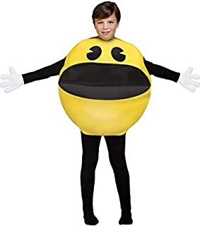 Funidelia Disfraz de Pac-Man Infantil: Amazon.es: Juguetes y ...