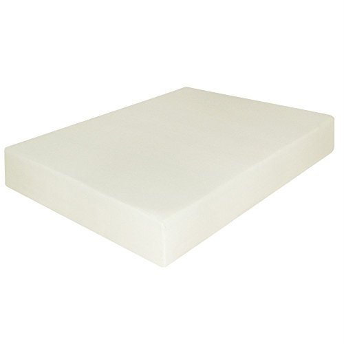Spa Sensations 8' Memory Foam Mattress, Size: Queen