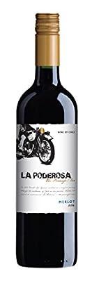 La Poderosa Merlot Red Wine 75 cl