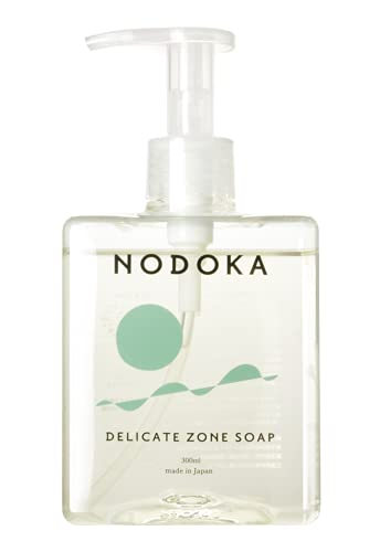 【NODOKA】デリケートゾーン ソープ 日本製 大容量300ml