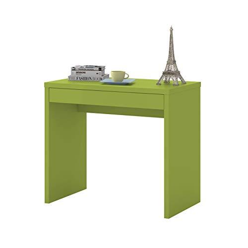 Möbel Akut Schreibtisch Computertisch Bürotisch Pistazie matt 1 Schubkasten 87 cm Desktop
