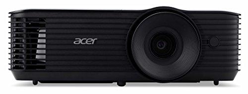 Acer X138WH DLP Projektor (Native WXGA 1.280 x 800 Pixel, Kontrast 20.000:1, 3.700 ANSI Lumen)