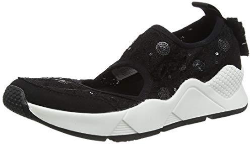 Desigual Damen Shoes Stella LACE Geschlossene Sandalen, Schwarz (Negro 2000), 39 EU
