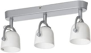 Ikea Svirvel Ceiling Track 3 Spotlights 803.045.02