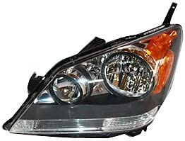 TYC 20-6624-90 Honda Odyssey Headlight 2021 spring and summer new Assembly Driver Side Large discharge sale