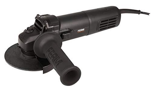 Ferm AGM1095P Amoladora Angular Profesional, 950, W, 240 V, Negro, 125 mm