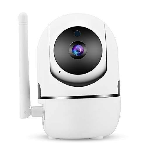 CCTV de visión Nocturna, cámara Impermeable de Varios Modos, para jardín de Uso de(100-240V European Standard)