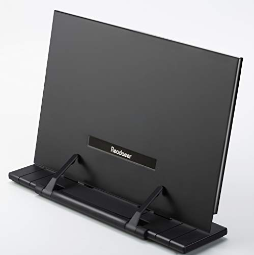 Readaeer Reading Rest Cook Book Document Holder Stand Bookrest