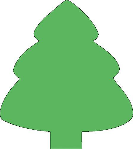 Evergreen Tree Sticky Notepad