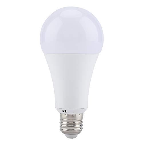 BOLORAMO Bombilla RGB-CW, E27 RGB-CW Luz RGB-CW Luz Multicolor Material iluminar el hogar para la habitación(RGB-CW, 18W)
