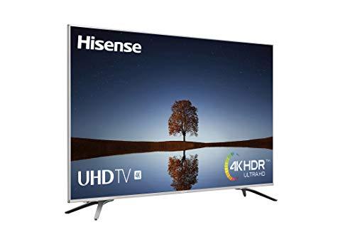 TV LED HISENSE 65A6500 - 65'/165CM 4K - HDR - DVB-T2+C+S2 - SMART TV - 3XHDMI - 2XUSB - MODO HOTEL