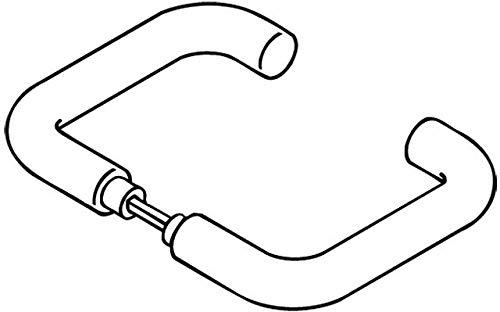 Hewi Drückerpaar 111E | Durchmesser (mm): 20 | Farbe: F99 reinweiß | Vierkantstift: 8mm