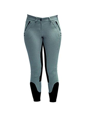 Horseware Jeans-Reithose, Denim–-grey Denim, Denim Grey