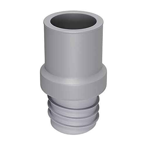 Ablaufschlauch-Endstück für Waschmaschine Spülmaschine Ø 22 mm Ersatzteile Zubehör für Geschirrspüler Schlauchendstück Waschmaschinenanschluss Abfluss Adapter