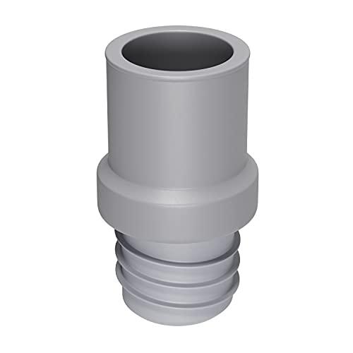 Tubo di scarico per lavatrice e lavastoviglie, diametro 22 mm, accessorio di ricambio per lavastoviglie, raccordo per tubo di scarico della lavatrice