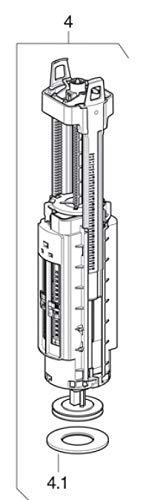 Geberit, 243.320.00.1, Spülventil, Typ 290, für Geberit-Ventil, 2-Mengen-Spülung, Ersatzteil