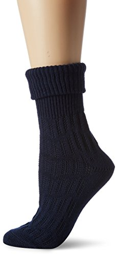 MP Socks Damen Ankle Beatrix Socken, Blau (Dark Navy 96), 39/42 (Herstellergröße: 10H)