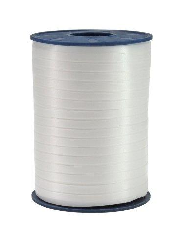 Nastro bianco avorio - 500 metri - 5 mm