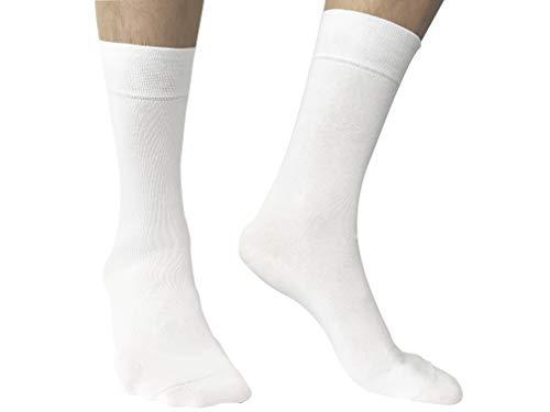 Calcetines de Algodón. Tallas: 38/41 - 6 Pares,