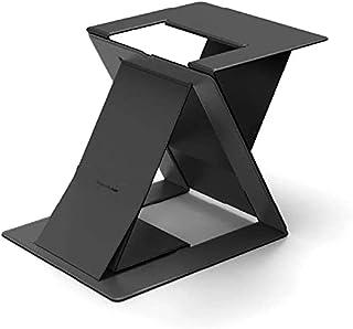 MOFT Z ノートパソコンスタンド ノートPCスタンド PCデスクワークに対応 お手軽にスタンディングワークを実現 テレワークや在宅勤務に最適 折りたたみ 収納時の薄さ1.5cm 耐重10kg 軽量890g 多角度調節 簡単に切替可能 17イ...