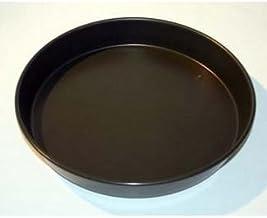 Whirlpool - Plato para función Crisp de microondas Whirlpool MT245 (diámetro: 28 cm, altura: 4 cm)
