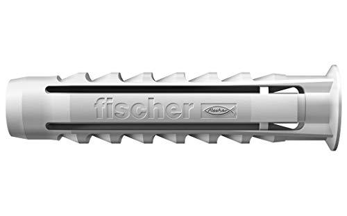 Dübelsortiment | 290 Teilig | SX & UX | in Box von Fischer