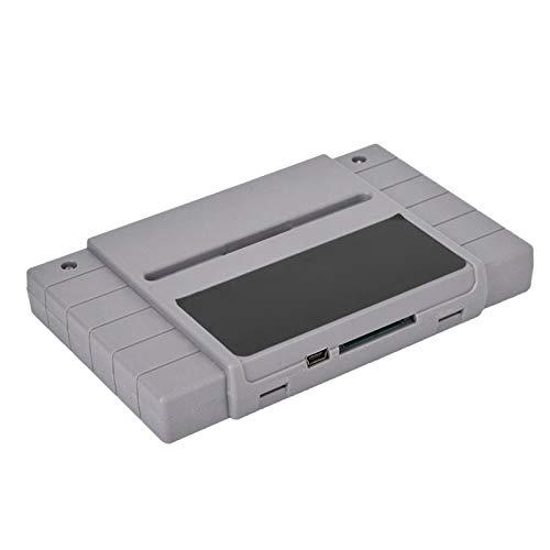Carte de Jeu Carte SD2SNES Haute résolution, pour Le Divertissement, pour Ordinateur de la Famille SFC Super Cartouche EverDrive SD2SNES, Prise en Charge de microSD