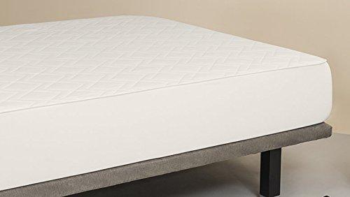 Cubrecolchon-Protector de colchón MAX REVERSIBLE cama 150x200. ALGODÓN 100%. Producto natural 100%.
