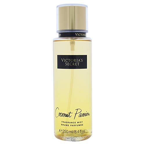 Victoria's Secret Coconut Passion Fragrance Mist femme/woman, 1er Pack (1 x 0.25 l)