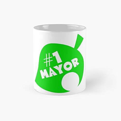 1 Mayor - Animal Crossing Classic Mug 11 Oz.