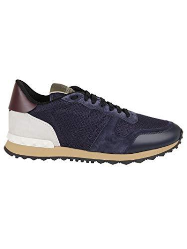 Valentino Luxury Fashion Herren TY2S0723TCVH07 Blau Sneakers | Frühling Sommer 20