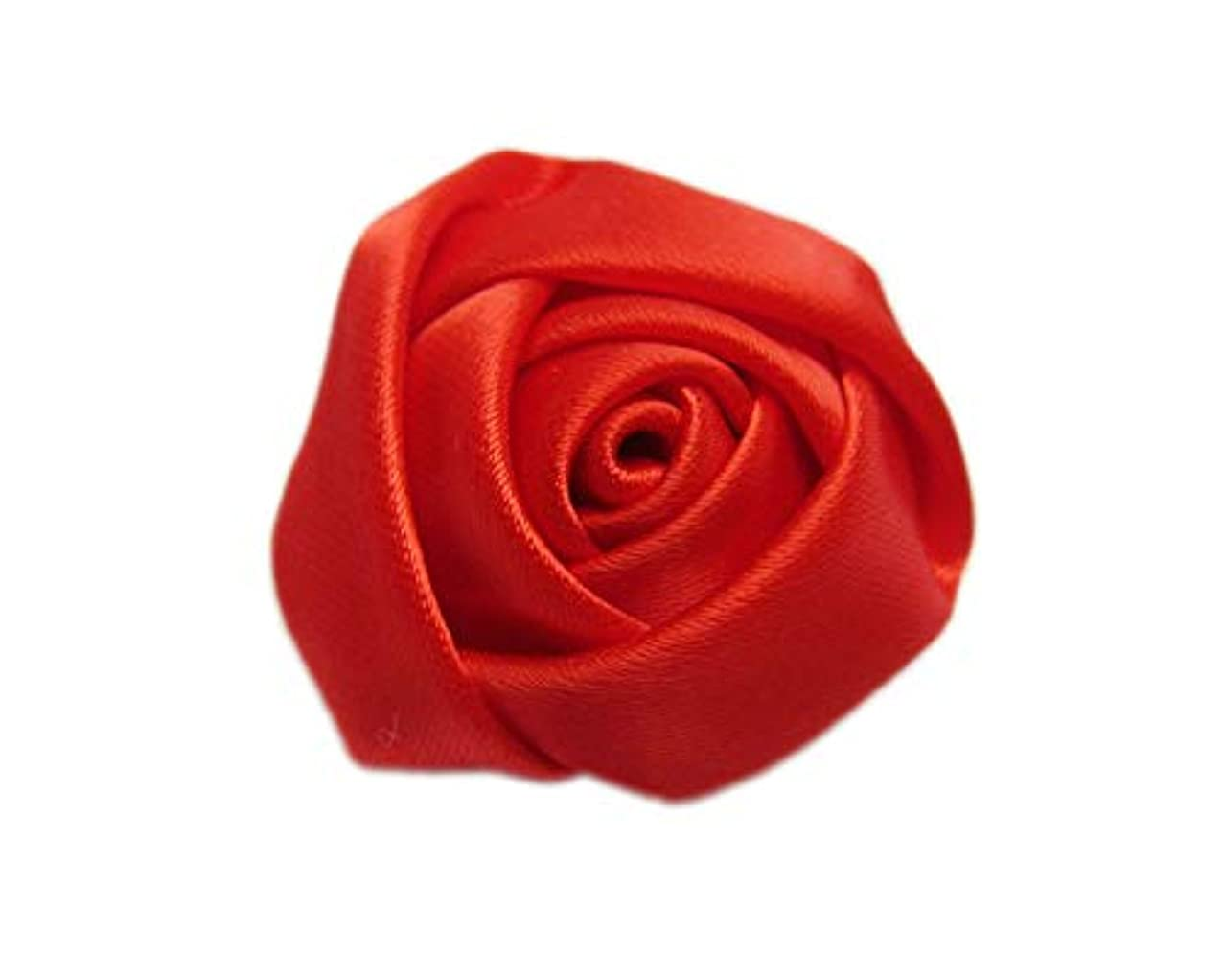 YYCRAFT Pack of 20 Satin 4d Rose 2