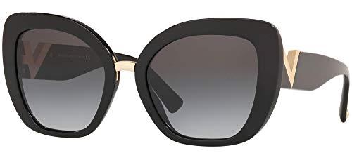 Valentino Sonnenbrillen V LOGO VA 4057 BLACK/GREY SHADED Damenbrillen