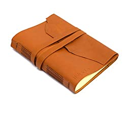 Genuine Leather Journal in Multiple Colours