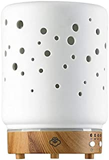 Serene House Aromatherapy Diffuser with Ceramic Cover - Scentilizer - Starlight
