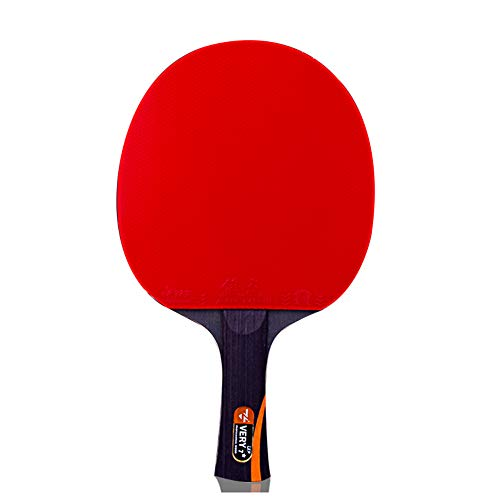 Lowest Prices! SSHHI Ping Pong Racket Set,7 Star Table Tennis Paddle,for Offensive Players, Fashion/...