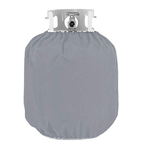 YCSD Grey Outdoor Garden Patio A Prueba De Agua Polvo A Prueba De Gas Portada Protección del Horno