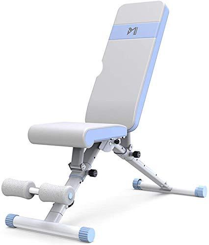 JFZCBXD Sit-up Board Professionelle Hantelbank, Vogel Bank fliegen, nach Hause multifunktionale Fitnessgeräte