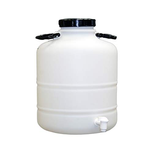 PLASTICOS HELGUEFER - Bidon 30 litros con Grifo Plastico