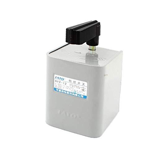 Interruptor de tambor de alto rendimiento de inversión de 380 V 30 amperios, motor de marcha atrás de parada esencial, control bien hecho (516-0b-99-c39)