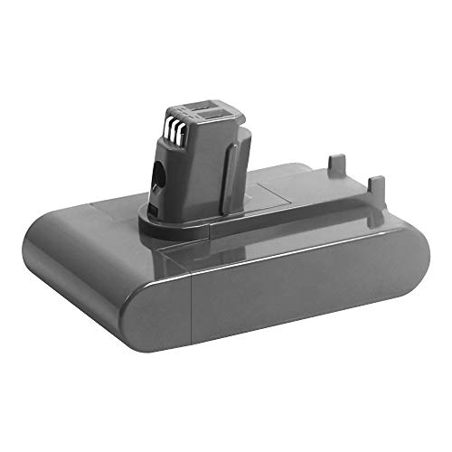 Jialitt Typ A 4000mAh Akku für Dyson DC31 22.2 V Li-Ionen-Batterie DC31 DC34 DC35 917083-01 Handstaubsauger-Batterie (nicht für Typ B)