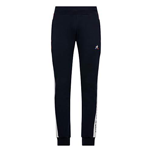 Le Coq Sportif Ess Saison Pant Regular No 1 Mens Sweatshirt Mens Sweatshirt 2010433 SCaptainNOpt WhiteOrange S