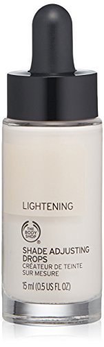 THE BODY SHOP LIGHTENING SHADE ADJUSTING DROPS 15ML
