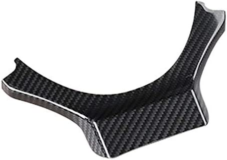 CSS-Hamster New Carbon Manufacturer direct delivery Fiber Max 52% OFF Steering Wheel wit Cover Compatible