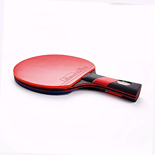 Extraordinary Tischtennisschläger,professioneller Tischtennisschläger,geeignet für alle,die im Freien Spielen möchten (senden Sie 5 schwere Geschenke und 3 Bälle)